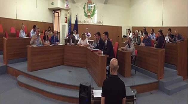 Melito - Consiglio Comunale 07-06-16