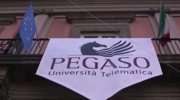 GIUGLIANO, INAUGURATA L'UNIVERSITA' TELEMATICA PEGASO