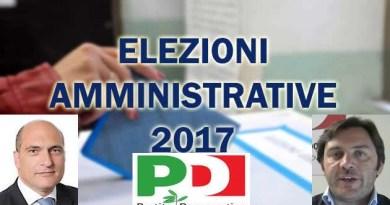 partito democratico cozzolino carpentieri amministrative 2017