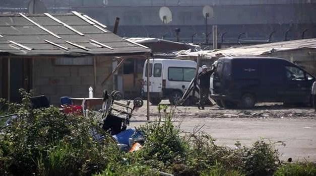 Coronavirus nel campo rom:due nuovi ricoveri e 13 denunciati