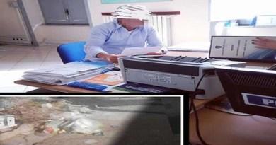 Sant'Antimo - contravvenzione spazzatura