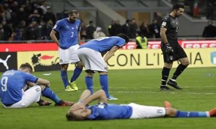 SPAREGGIO MONDIALE – ITALIA-SVEZIA 0-0