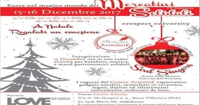 Mercatini di Natale Armonie