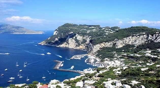 Campania felix penisola sorrentina