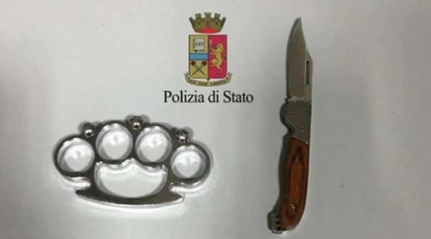 Napoli, fermati due giovani residenti a Melito che giravano armati su uno scooter