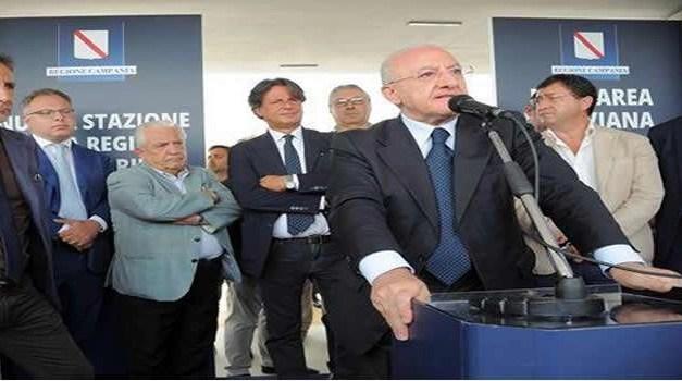 Allarme coronavirus, il Presidente della Regione De Luca convoca conferenza