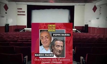 """Don Chisciotte della Pignasecca al """"Barone"""""""