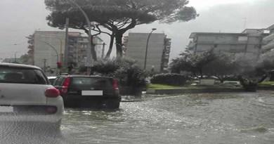 Napoli allerta meteo 12-03-18