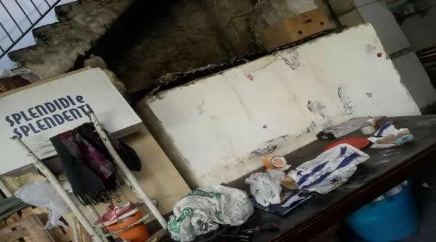 Sant'Antimo - Panificazione abusiva sequestro forno
