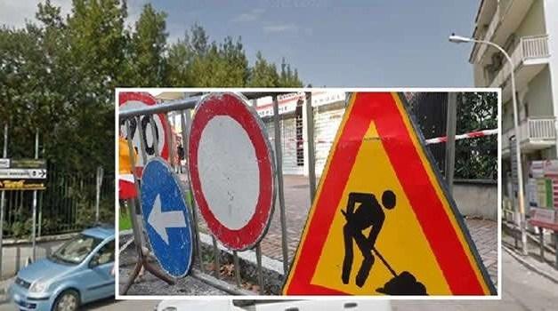 Aversa-Melito. Chiusura Via Appia per manutenzione stradale