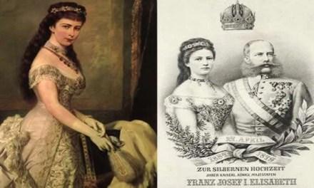 L'imperatrice infelice: Elisabetta di Baviera