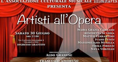 Villaricca - Artisti all'Opera