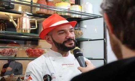 """Pizza Village 2018, la """"special"""" di Salvatore Vesi"""