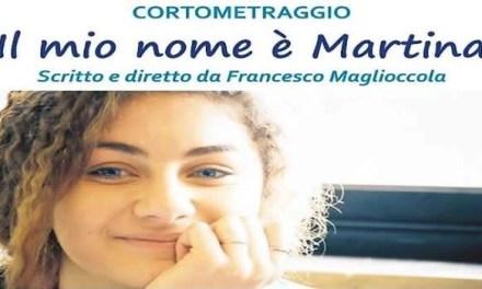 Il mio nome è Martina, grande successo all'Auditorium di Saviano