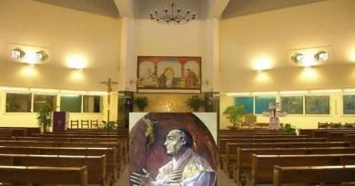 Melito - Chiesa Beato Vincenzo Romano e affigie Santo