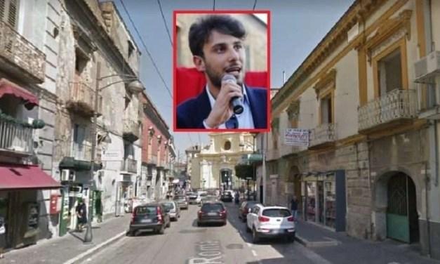 """Melito. Caos lavori in corso su via Roma, Rinaldi (demA): """"Amministrazione Amente fa un guaio dopo l'altro"""""""