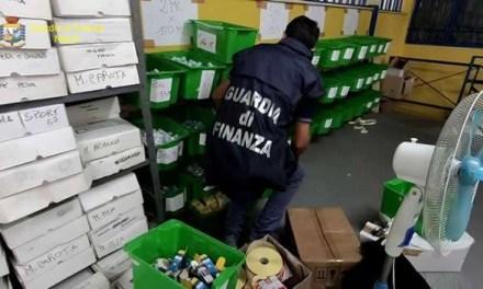Melito, contrabbando di nicotina liquida per 1 milione di euro: sequestri e denunce di Guardia Finanza
