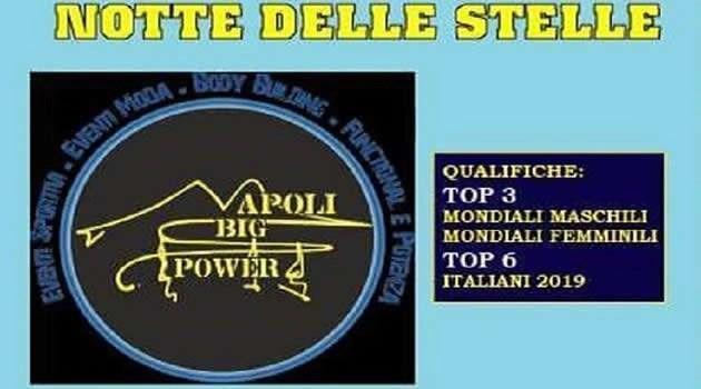 Riflettori su Napoli, per un giorno sarà capitale mondiale del body building