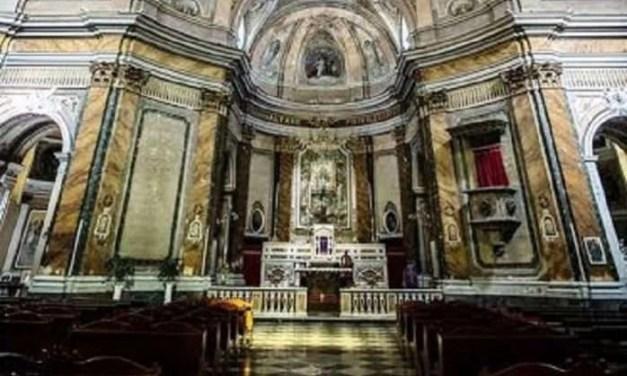 Luoghi del cuore FAI: la chiesa Santa Maria delle Grazie tra le bellezze italiane