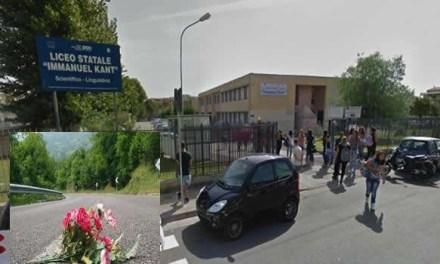 """""""Giornata Nazionale in memoria delle vittime della strada"""": incontro di sensibilizzazione al Liceo Kant"""