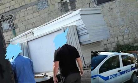Sant'Antimo. Ricettazione, abusi edilizi, discarica rifiuti, sequestri e denunce