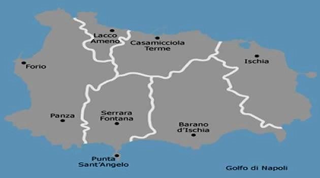 Estate, Campania: a Ischia -13,8% di arrivi