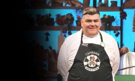 Cuochi d'Italia, il puteolano Alfredo Colle è il migliore