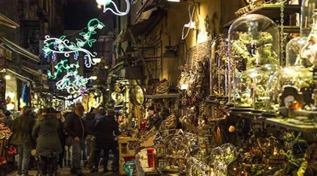 Il Natale nella tradizione Italiana - San Gregorio Armeno