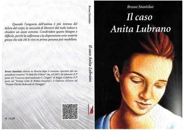 Il Caso Anita Lubrano copertina