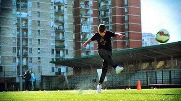 Zona Rossa, Napoli. Partita di calcio abusiva: denunciati