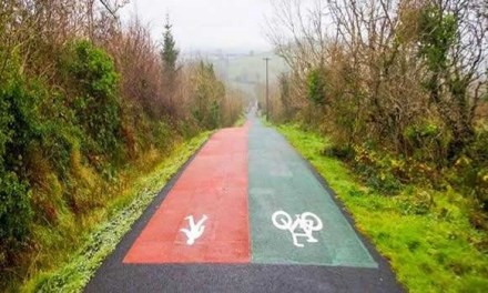 """Problemi di viabilità: la soluzione con """"green way""""."""