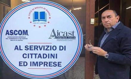 """Melito. I commercianti esigono rispetto, Antonio Papa: """"Pagare tutti, pagare meno!"""""""