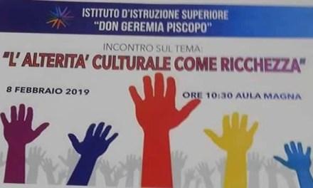 """Convegno al """"Geremia Piscopo"""" di Arzano su immigrazione e integrazione"""