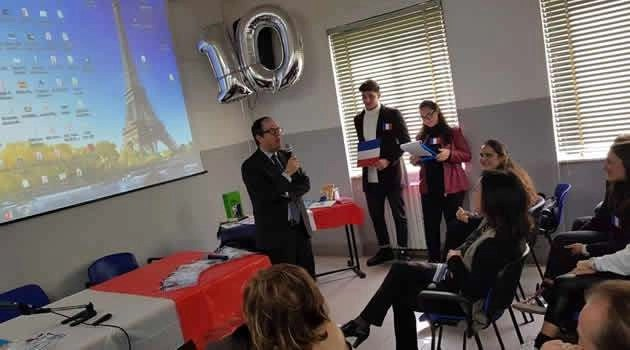 Liceo Immanuel Kant - Progetto Esabac