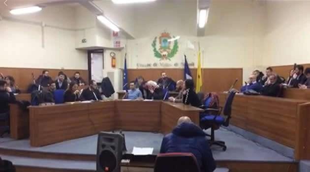 Melito - consiglio comunale 11-02-19