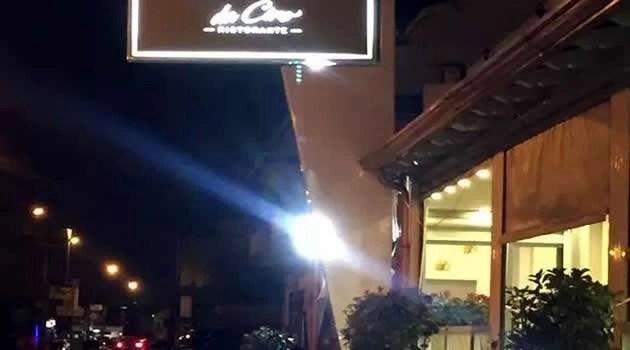 """Violenta rapina al ristorante """"Da Ciro"""" tra Melito e Mugnano. Minuti interminabili di terrore per lo staff"""