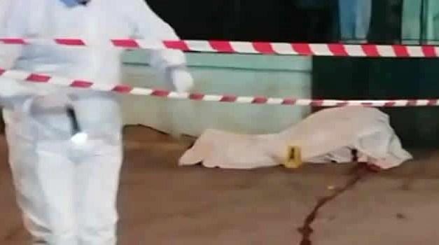 San Giorgio a Cremano: omicidio a colpi di pistola