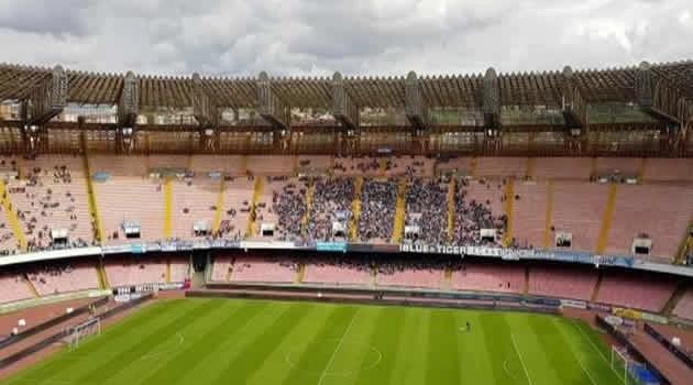Napoli Stadio San Paolo