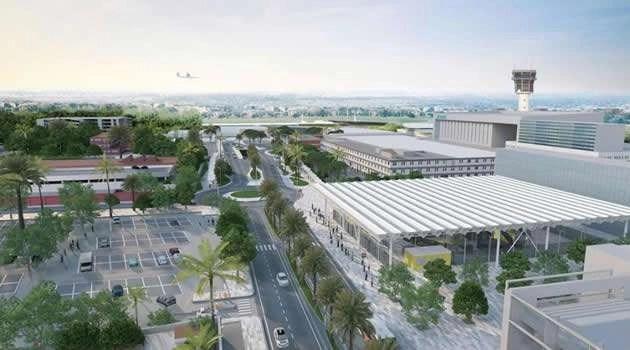 Capodichino-Aeroporto, ecco le foto della nuova stazione