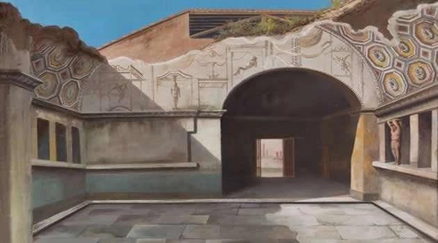 Ercolano e Pompei continuano a regalare tesori