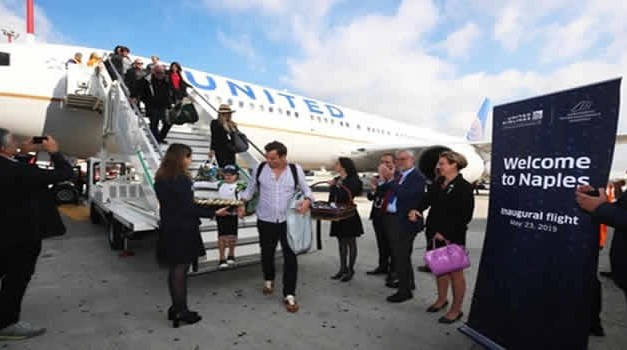Napoli – New York con volo diretto, è ora possibile