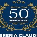 L'Edicola Libreria Claudio spegne cinquanta candeline