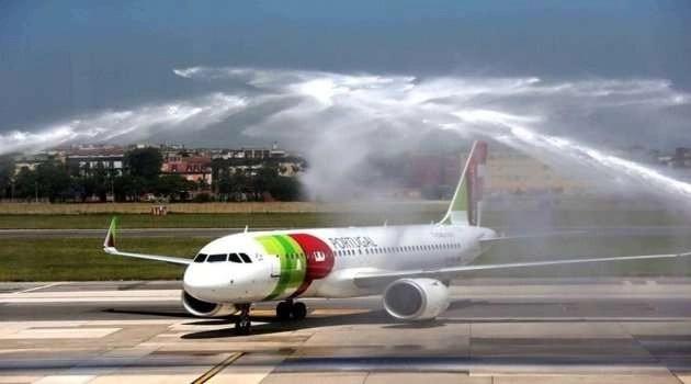 Capodichino, dopo New York arriva il volo diretto da Napoli anche per Lisbona