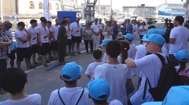 Inaugurata a Napoli la Mini Universiade