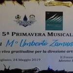 Libertango di Piazzolla chiude la Quinta Primavera Musicale