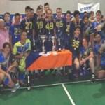 Al Rosa Nova il titolo Juniores CSI, sconfitta la Storm Volley Melito