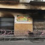 Sant'Antimo, incendio in via Crucis