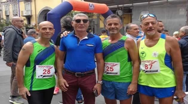 Corsa di San Gennaro - Patrizio Oliva