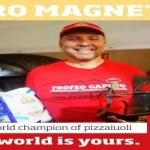 Trofeo Caputo: è melitese il miglior pizzaiolo del mondo
