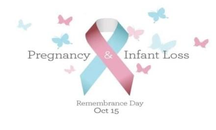 15 ottobre: giornata mondiale della consapevolezza del lutto perinatale e infantile